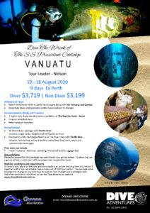 S 24074 - Vanuatu- Espiritu Santo - Aug 2020